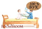 """Кровать """"Буковка_12"""""""