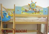 Кровать «Морская»_