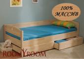 Кровать с ящиками 2