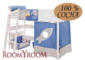 Кровать-чердак С-150