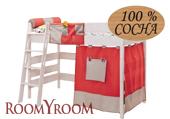 Кровать-чердак С-120