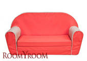Бекаркасный диван