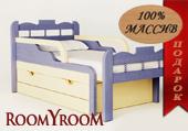 Кровать N1 с ящиком
