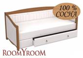 Кровать-диван с ящиком 4