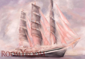 Корабль2 2700х1500 мм