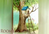 Домик на дереве 2700x1500 мм